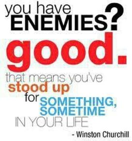 enemies